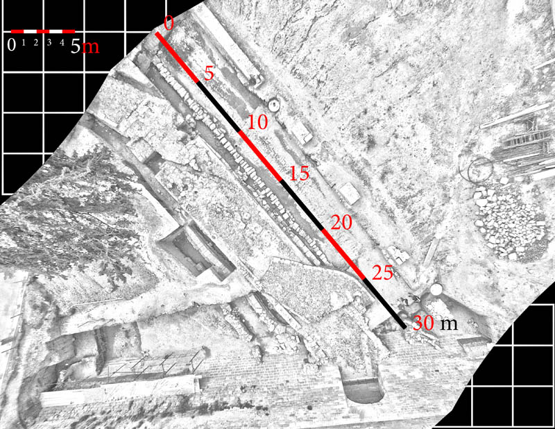 Aerial Imaging - Paphos Gate